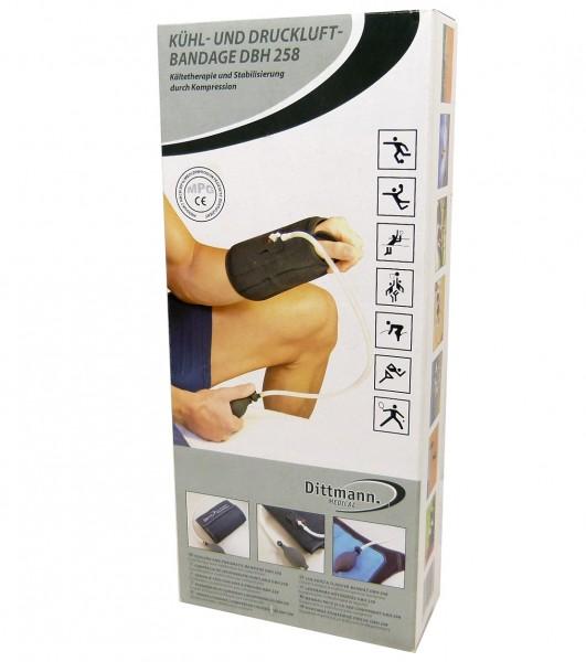 Dittmann Hand Handgelenk Kühl- und Druckluft Bandage DBF 258