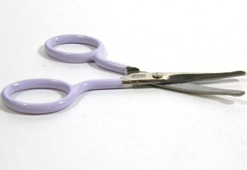 Nasenhaarschere Baby-Nagelschere - Made in Germany - 9,5 cm